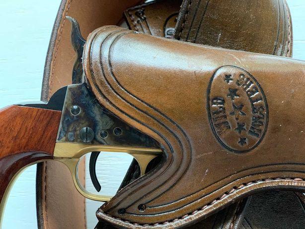 Rewolwer Colt Army 1860 Uberti kal. 44 jak nowy z akcesoriami