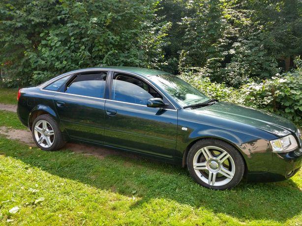 Audi A6C5 3.0 quattro benzyna + gaz 2004r. CENA DO KOŃCA TYGODNIA