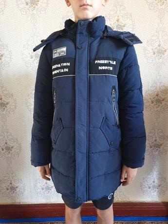 Детская зимняя куртка North Mountain