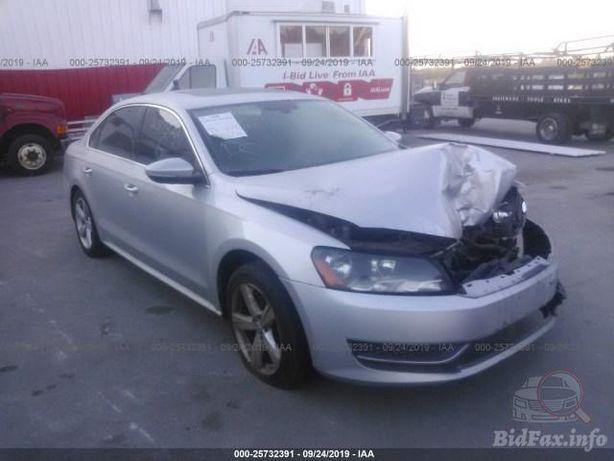 Разборка Volkswagen Passat B7 2.5 1.8 USA Америка Пассат Б7 2011-2015