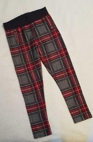 Spodnie tregginsy Next 122