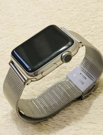 Apple Watch 38 mm Stainless Steel Series 1
