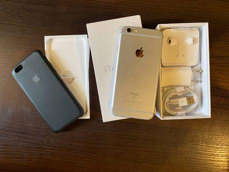 Продам iPhone 6S на 16ГБ (с официальной гарантией)
