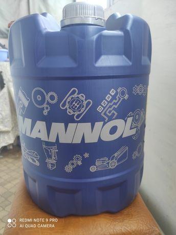 Продам (гидровлическое масло  MANNOL ( Hydro ISO 46)