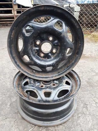 Железные диски/залізні диски/стальні диски R14 4x100 Mitsubishi