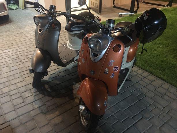 Аренда скутеров для Glovo/Raketa в Ирпене