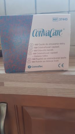 chusteczki  Convacare
