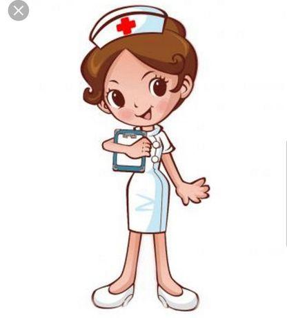 Маніпуляції на дому/медсестра на дому