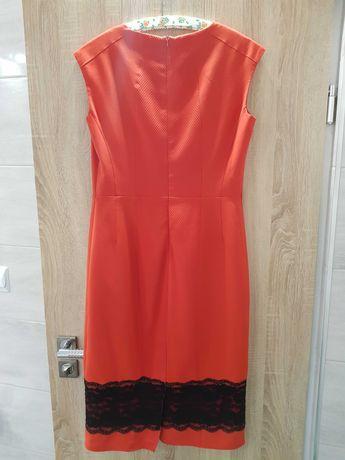 Sukienka czerwona Reserved rozm.40