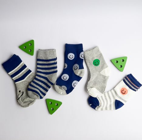 Детские носки на мальчика