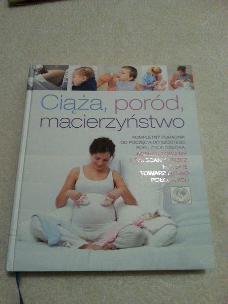 Książka ciąża poród macierzyństwo
