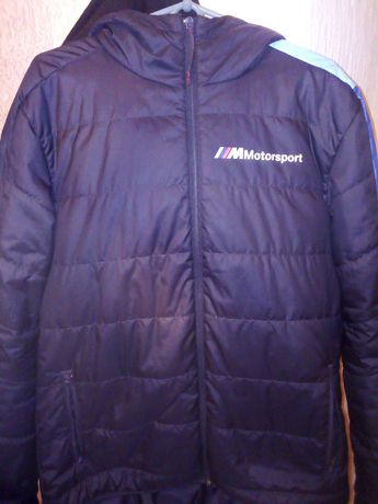 Оригинальная Куртка Puma bmw mms t7 padded jacket