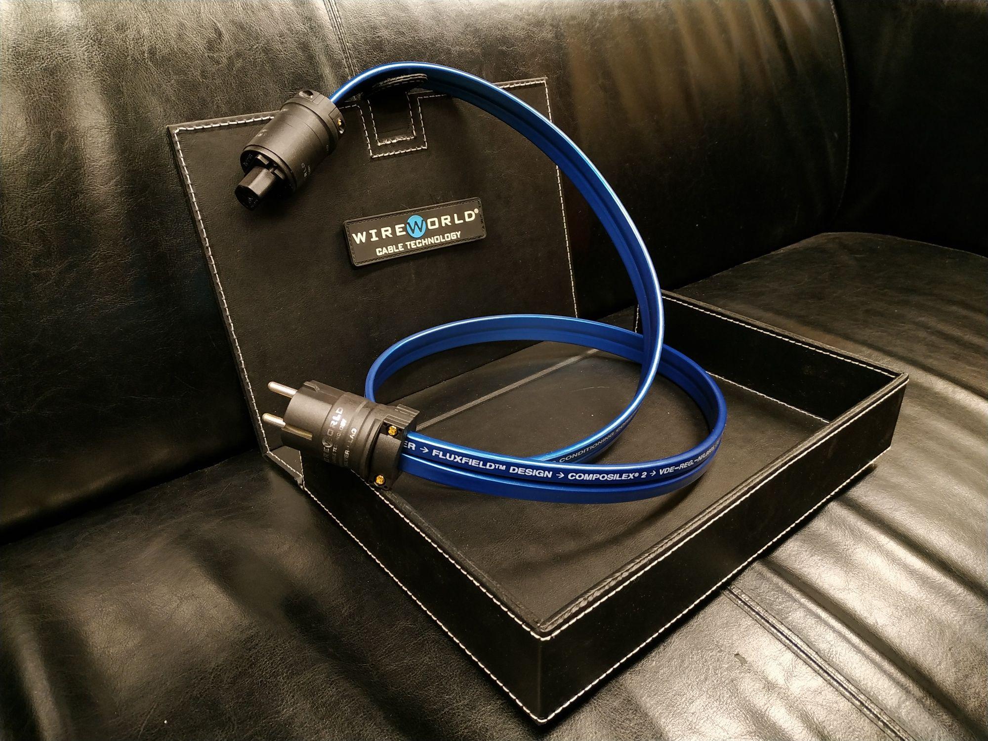 WireWorld Stratus kabel zasilający sklep Wrocław Trans Audio Hi-Fi