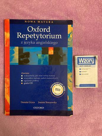 Oxford Repetytorium z języka angielskiego
