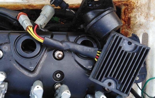 skuter wodny Sea Doo GTX 4-TEC regulator napięcia oryginalny