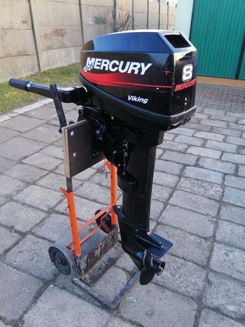 Silnik zaburtowy Mercury Viking 2T, Stopa-L, 8KM