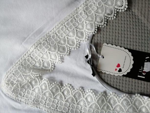 Bluzka damska bawełniana