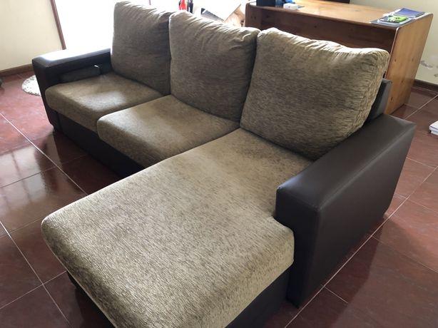 Sofá chaise long