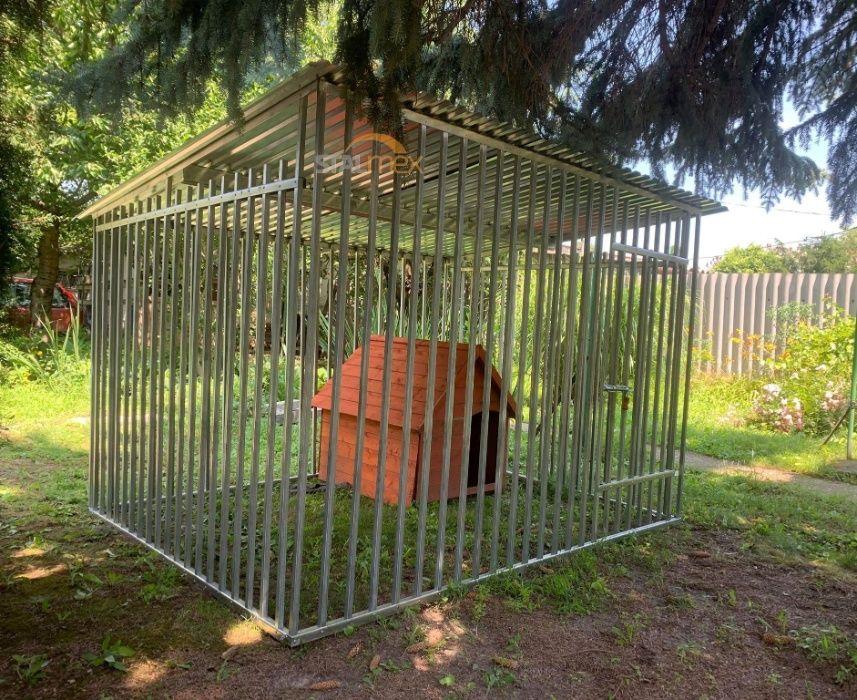 Kojec dla małego psa kojce dla psów, klatka Wieliczka - image 1