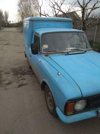Автомобиль  москвич Иж 2715 1988г выпуска