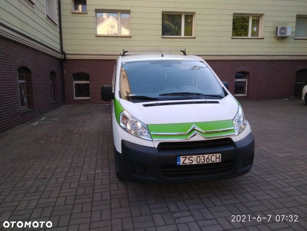 Citroën Jumpy  Citroen Jumpy