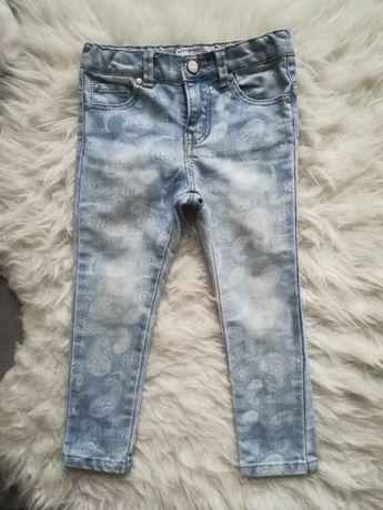 Reserved spodnie jeans roz. 98