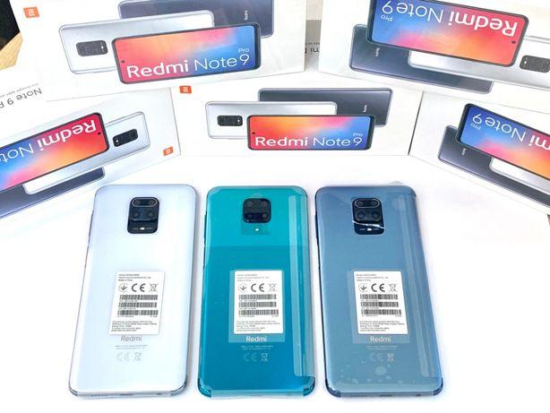 Xiaomi Redmi Note 9 Pro 6GB/128GB Blue/White/Gray RATY