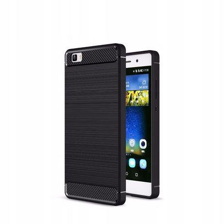 Etui do Huawei P8 nowe + szkło