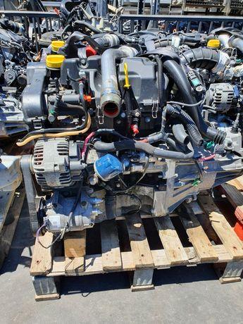 Motor renault megane/scenic 1.5dci 106cv k9k732