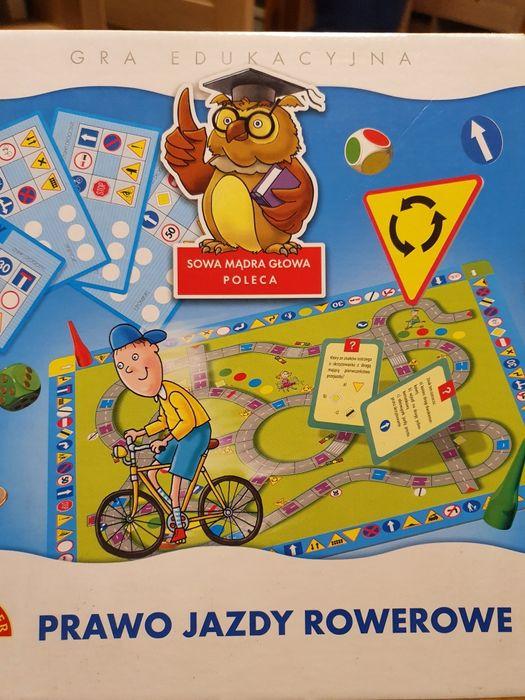 Gra o kartę rowerową Warszawa - image 1