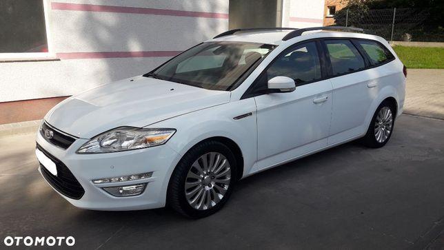 Ford Mondeo 2012 1.6 TDCI Titanium Led Navi Klimatronik PDC Perła Metalic