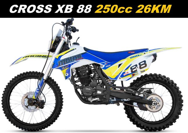 Full Cross X-Motos XB-88 SKY 250 Diabolini