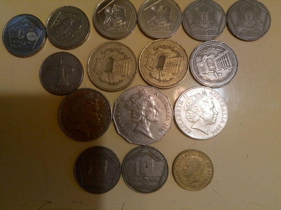 Монеты иностранные Сумы - изображение 1