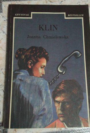 KLIN Joanna Chmielewska-książka
