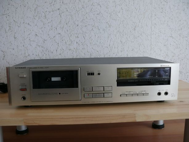 Magnetofon Luxman K210 promocja plus kaseta nowa