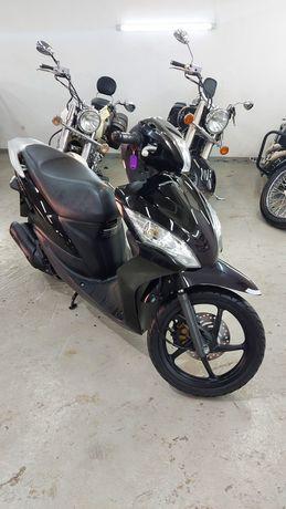 Honda dio 110cc идеальный из Японии без пробега по Украине