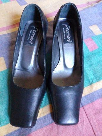 Туфли, кожа, Италия