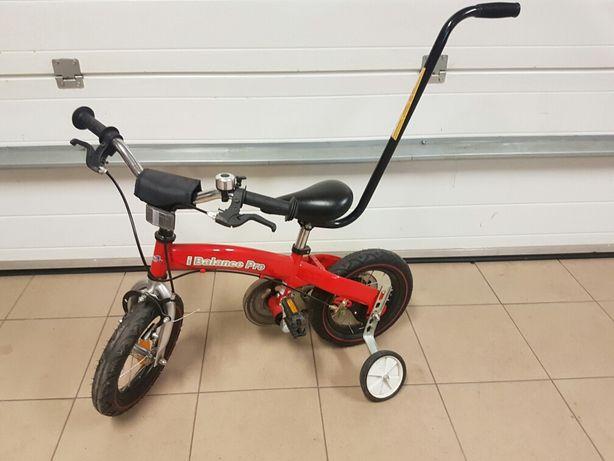 Rower 10 cali zwykły i biegowy z kołkami