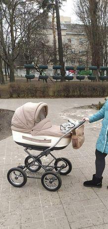 Продается детская коляска 2в1 Roan Marita (автокресло в подарок)
