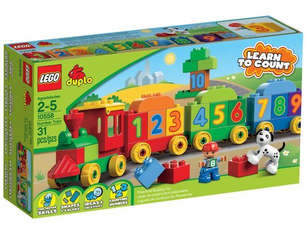 Лего Дупло поезд ОРИГИНАЛ Lego Duplo