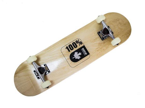 "Скейт деревянный Скейтборд ""Canada 100%"" Оригинал"