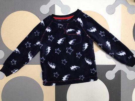 Polarowa bluza dla chłopca George 2-3lata