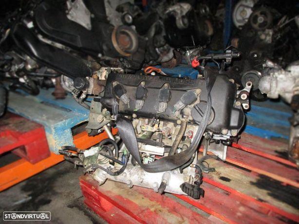 Motor para Nissan Almera n16 1.5 gasolina (2001) QG15