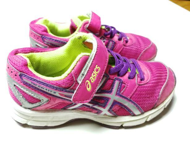 ASICS różowe buty sportowe dziewczęce r. 28,5