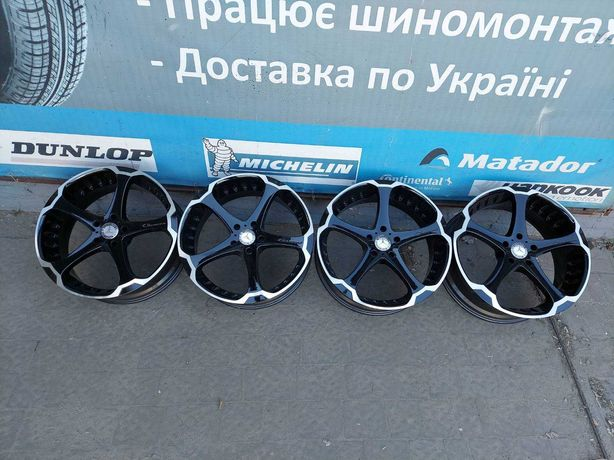 5*130R22 диски Mercedes,Aydi,Volkswagen,Porsche