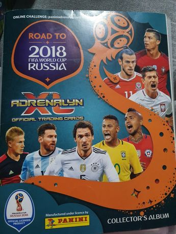 Karty Road to Russia 2018 cena 0.10 zł.szt.