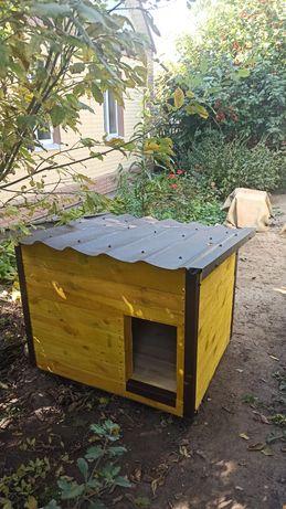 Изготовим будку для собаки
