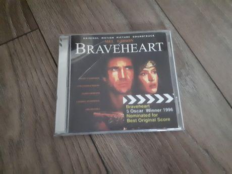 Braveheart - Muzyka z Filmu Soundtrack CD