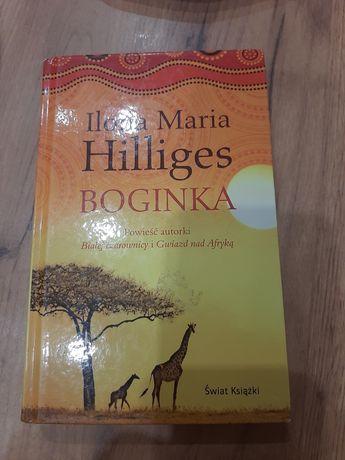 Książka Boginka - Ilona Maria Hilliges