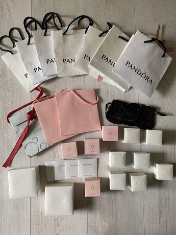 коробочки для шармов pandora